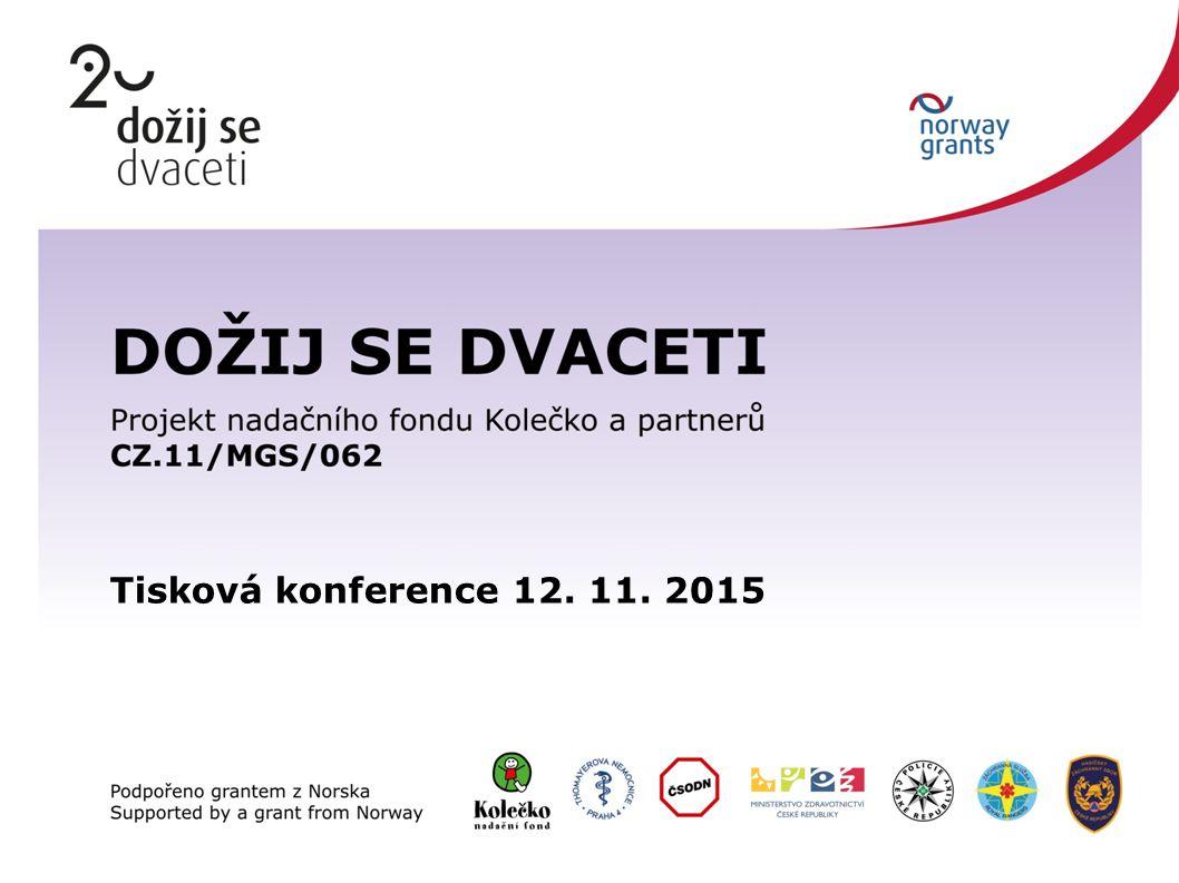 Tisková konference 12. 11. 2015