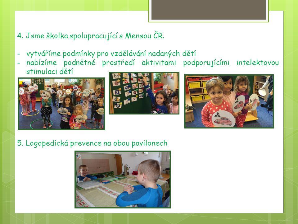 2.Rozvoj estetického cítění a výtvarných schopností ve třídě Barvínků 3.