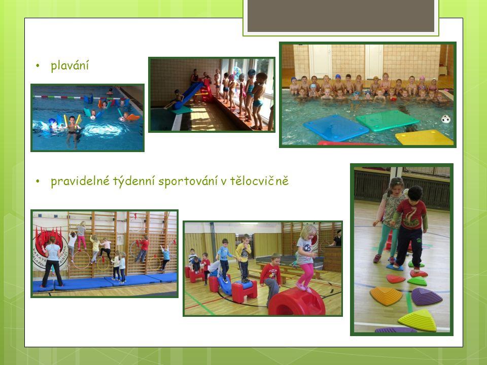 - zahrada má nové herní prvky pro děti