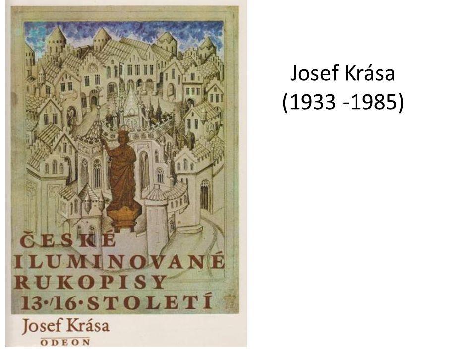 Josef Krása (1933 -1985)