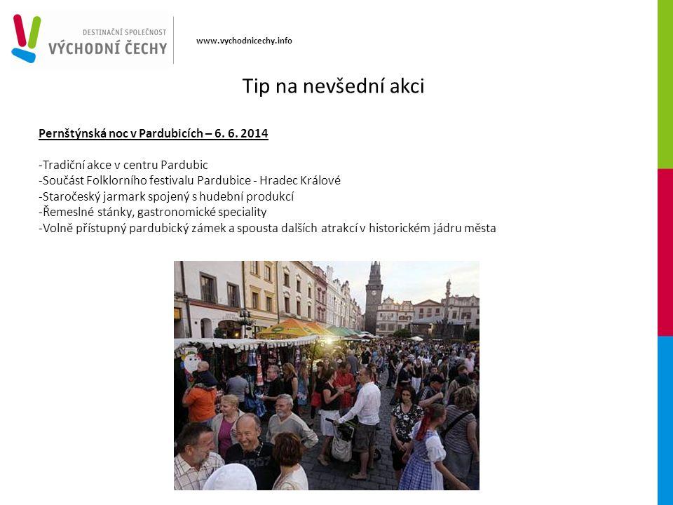 www.vychodnicechy.info Tip na nevšední akci Pernštýnská noc v Pardubicích – 6.