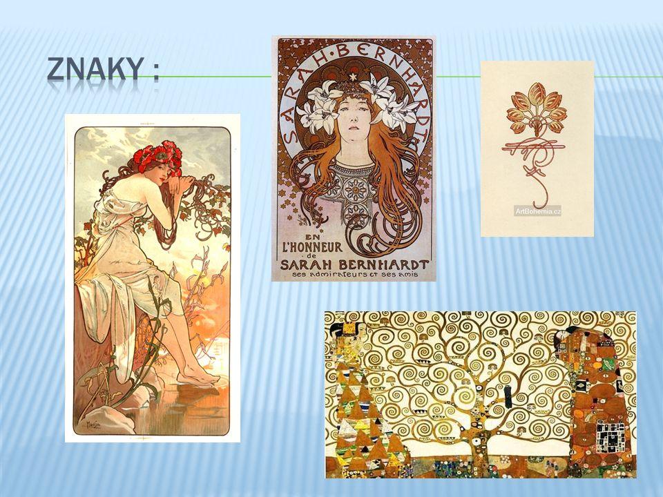  G.Klimt – Milenci - Matka a dítě  A.