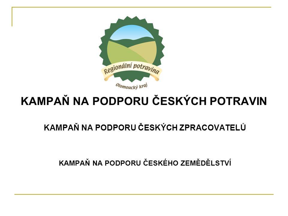 Zadavatel projektu: MINISTERSTVO ZEMĚDĚLSTVÍ ČESKÉ REPUBLIKY Těšnov 17, 117 05 Praha 1 Realizátor projektu: AGRÁRNÍ KOMORA OLOMOUCKÉHO KRAJE Blanická 3, 772 00 Olomouc, IČ 70 93 05 20 Kdo jsme: AGRÁRNÍ KOMORA OLOMOUCKÉHO KRAJE je sdružením právnických a fyzických osob z odvětví zemědělství, lesnictví a potravinářství.