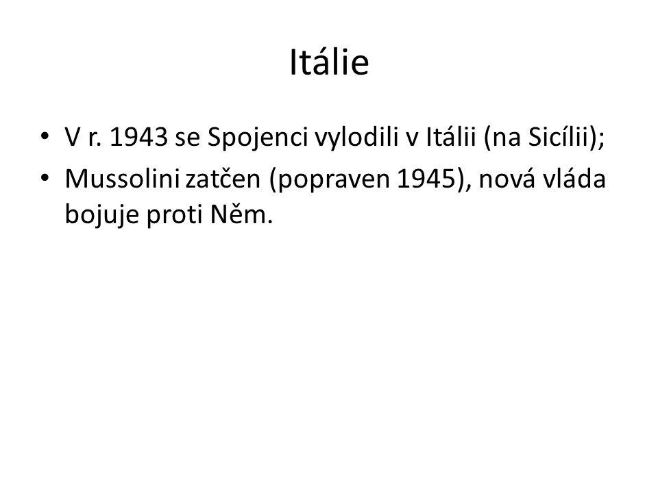 Itálie V r.