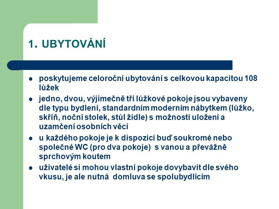 Pobyt mimo skupinu délka pobytu není omezena způsob oznamování pobytu mimo ústav je řešeno samostatnou směrnicí č.
