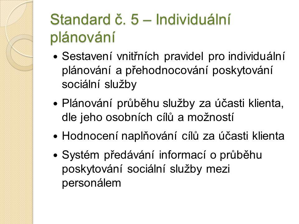 Standard č.
