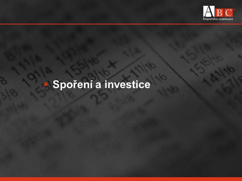07 Spoření a investování KOLEKTIVNÍ INVESTOVÁNÍ  Co jsou otevřené podílové fondy a jak fungují.