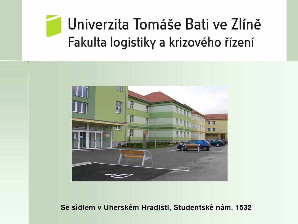 Univerzita Tomáše Bati ve Zlíně Se sídlem v Uherském Hradišti, Studentské nám. 1532