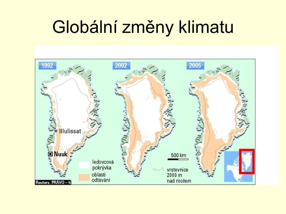 Globální změny klimatu