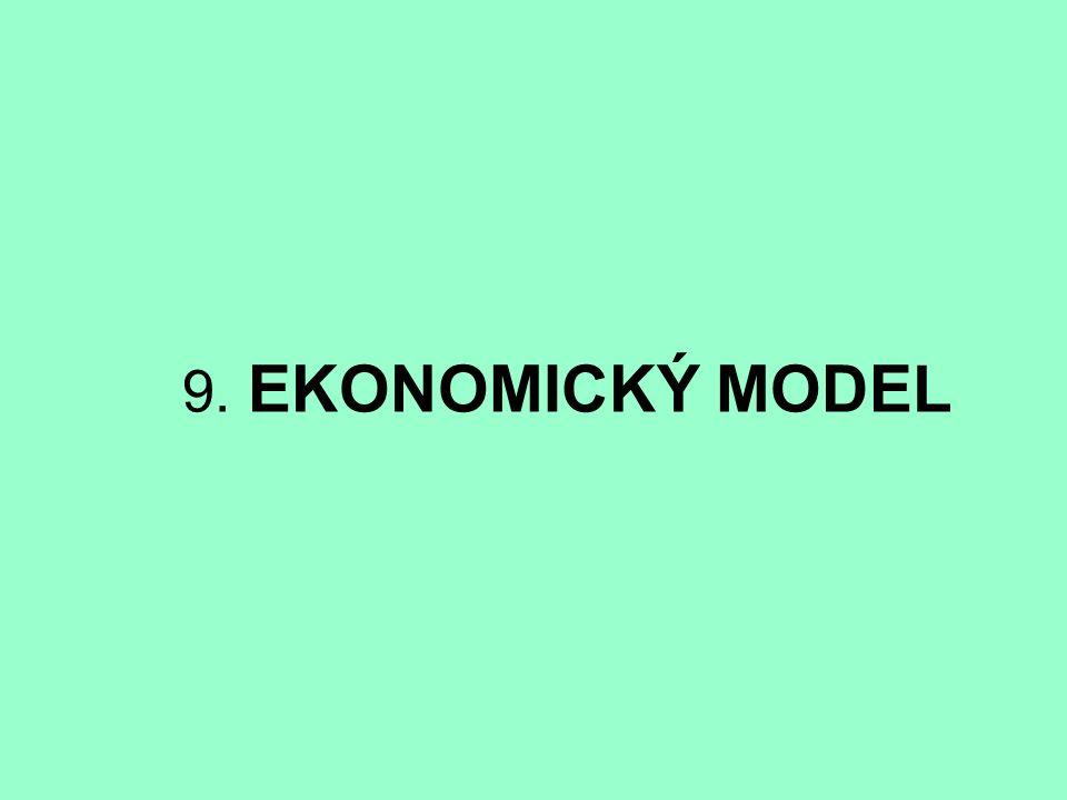 9. EKONOMICKÝ MODEL