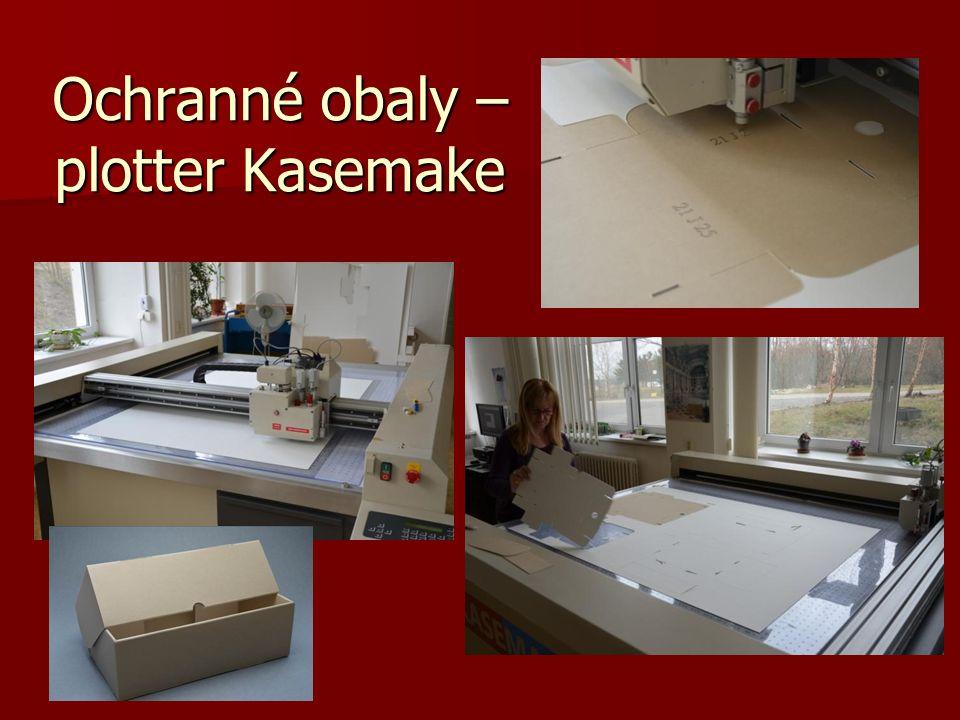 Ochranné obaly – plotter Kasemake