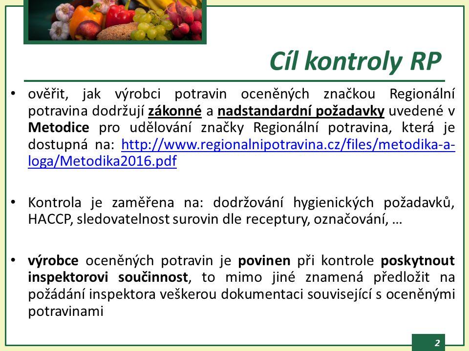 """3 Držitel značky """"Regionální potravina označí výrobek logem Regionální potraviny nejpozději do 6 měsíců od jeho udělení."""