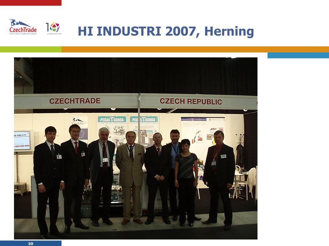 10 HI INDUSTRI 2007, Herning