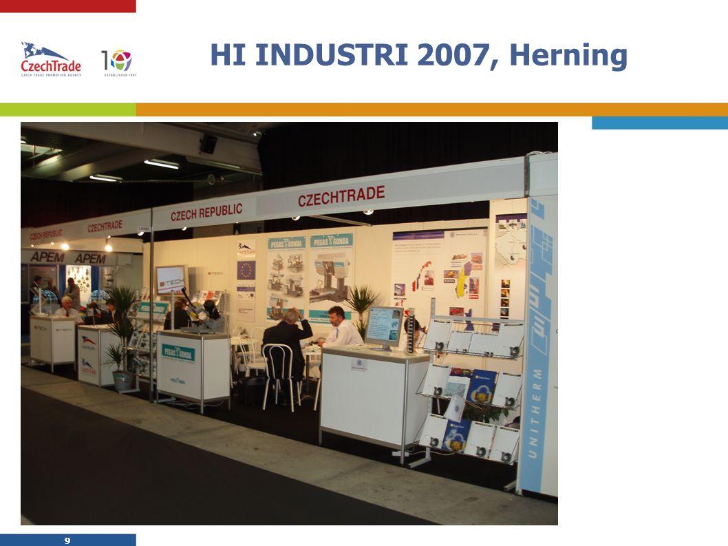 9 9 HI INDUSTRI 2007, Herning