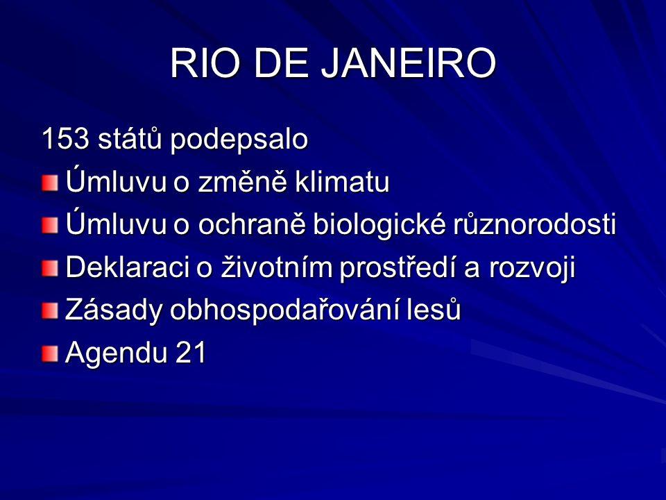 Světová veřejnost přijala zprávu s povděkem a učinila ji základním východiskem pro konferenci Spojených národů v Rio de Janeiru věnovanou otázkám životního prostředí a rozvoje.