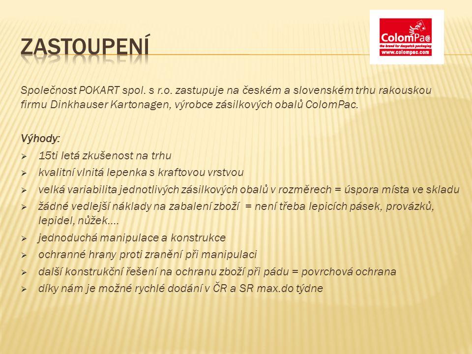 Společnost POKART spol. s r.o.