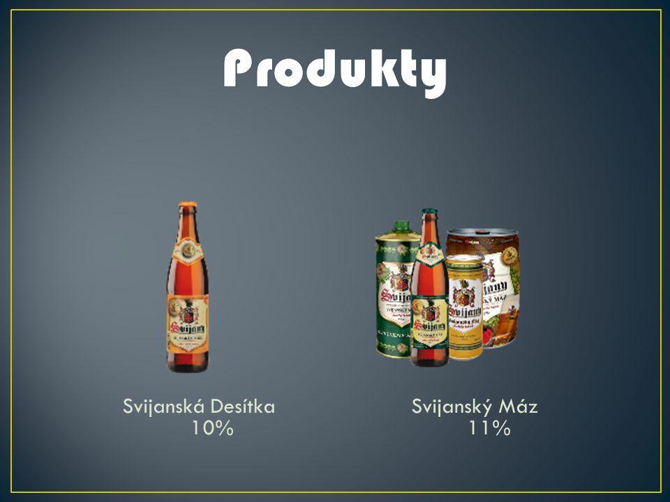 Svijanská Desítka Svijanský Máz 10% 11%