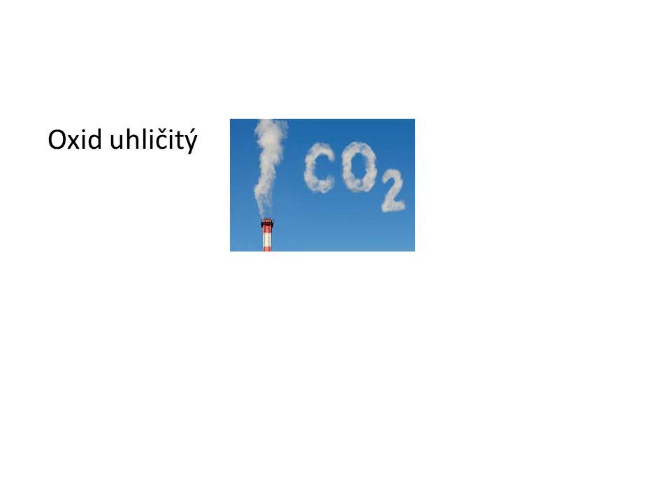 Oxid uhličitý