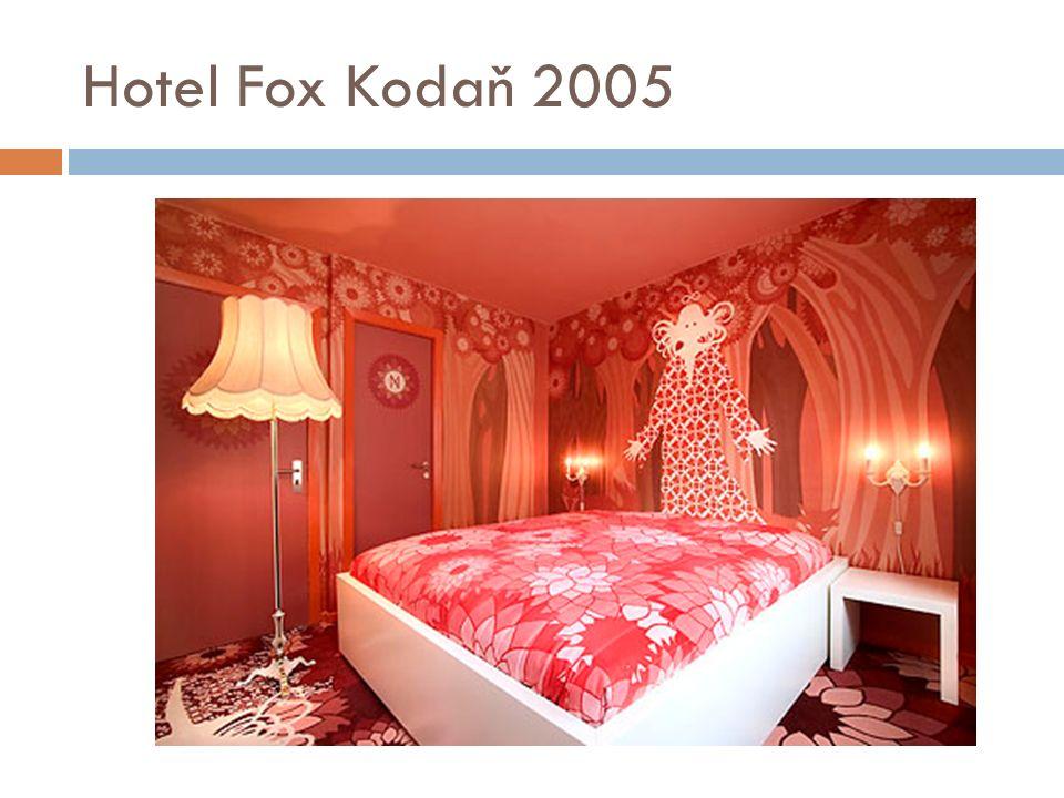 Hotel Fox Kodaň 2005