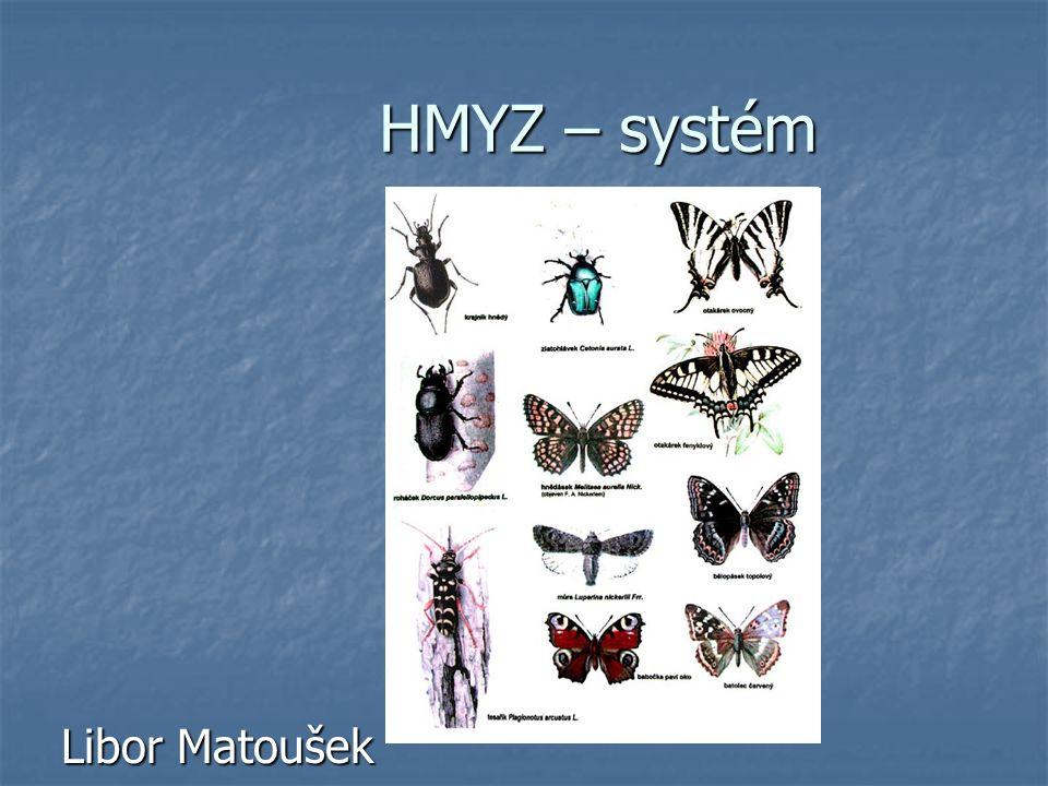 HMYZ – systém Libor Matoušek