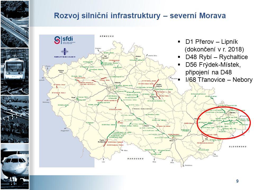 Modernizace dálnice D1 10