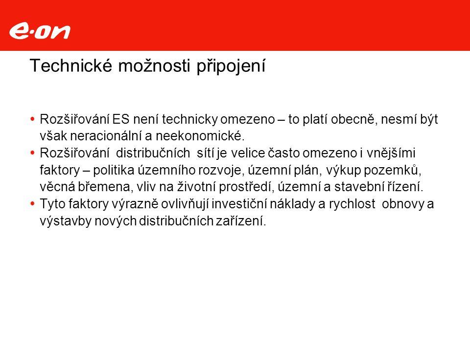 14 Dopady připojení OZE na ekonomiku ve společnosti EON Distribuce,a.s.