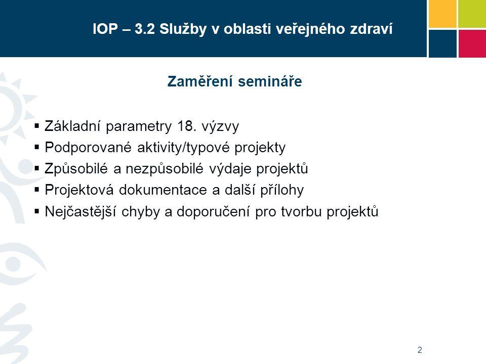  Základní parametry 18.