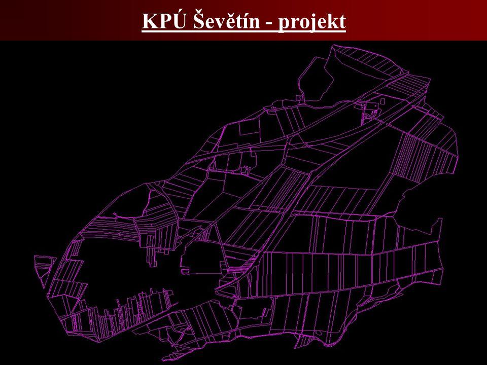 KPÚ Ševětín - projekt