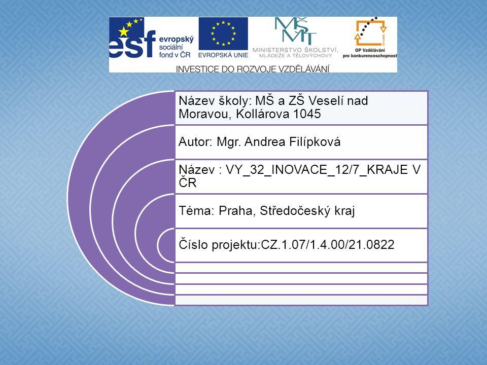  Materiál je určen pro výuku předmětu zeměpis pro základní školu praktickou.
