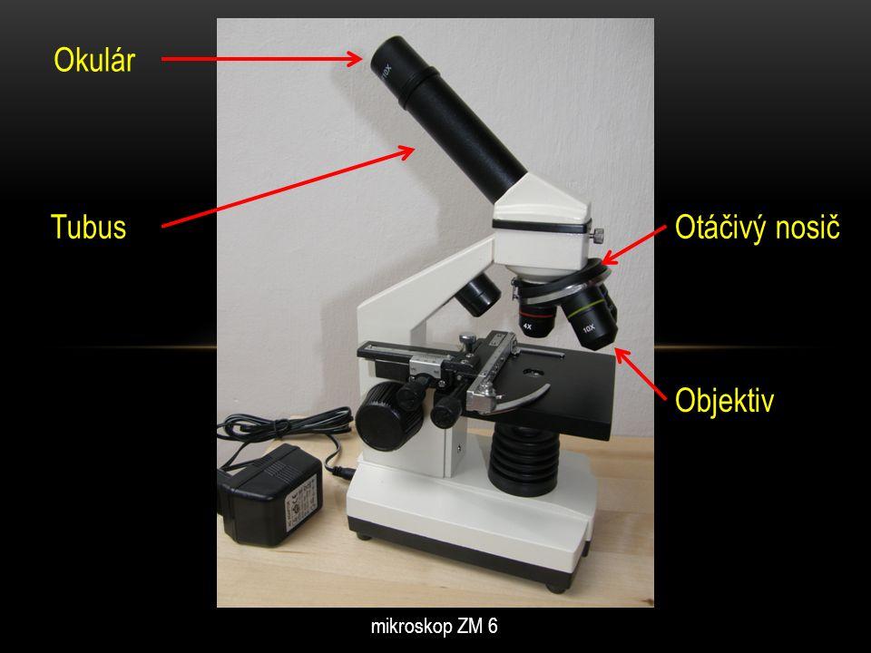 Mikroskop (česky drobnohled) je optický přístroj, který slouží k pozorování drobných objektů.