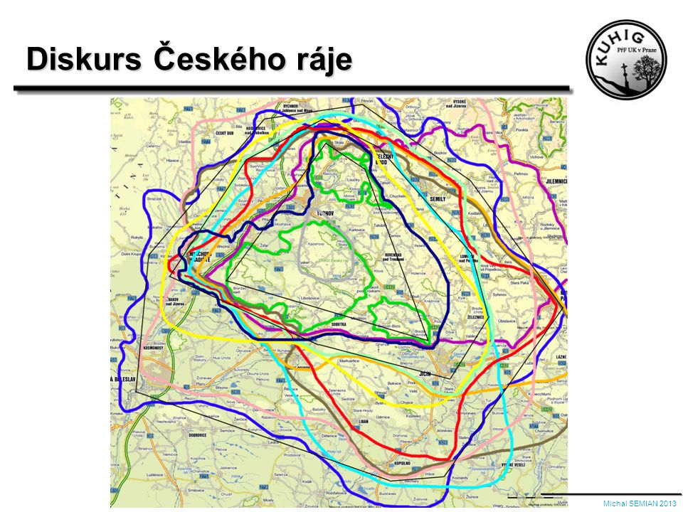 Symbolický tvar regionu Michal SEMIAN 2013