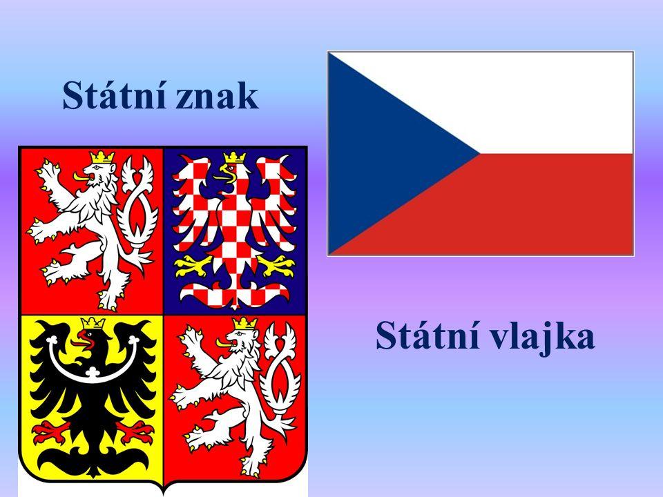 Státní znak Státní vlajka