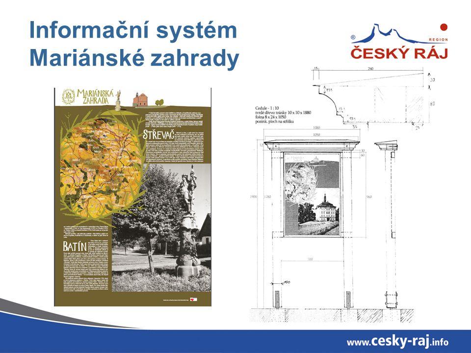 Informační systém Mariánské zahrady