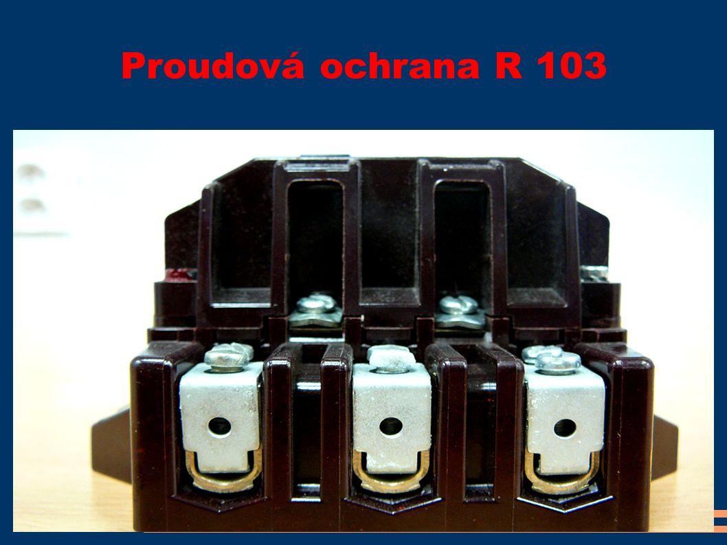 Proudová ochrana R 103