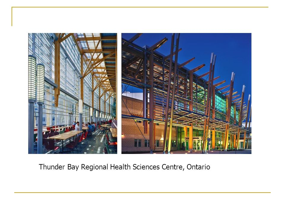 Thunder Bay Regional Health Sciences Centre, Ontario