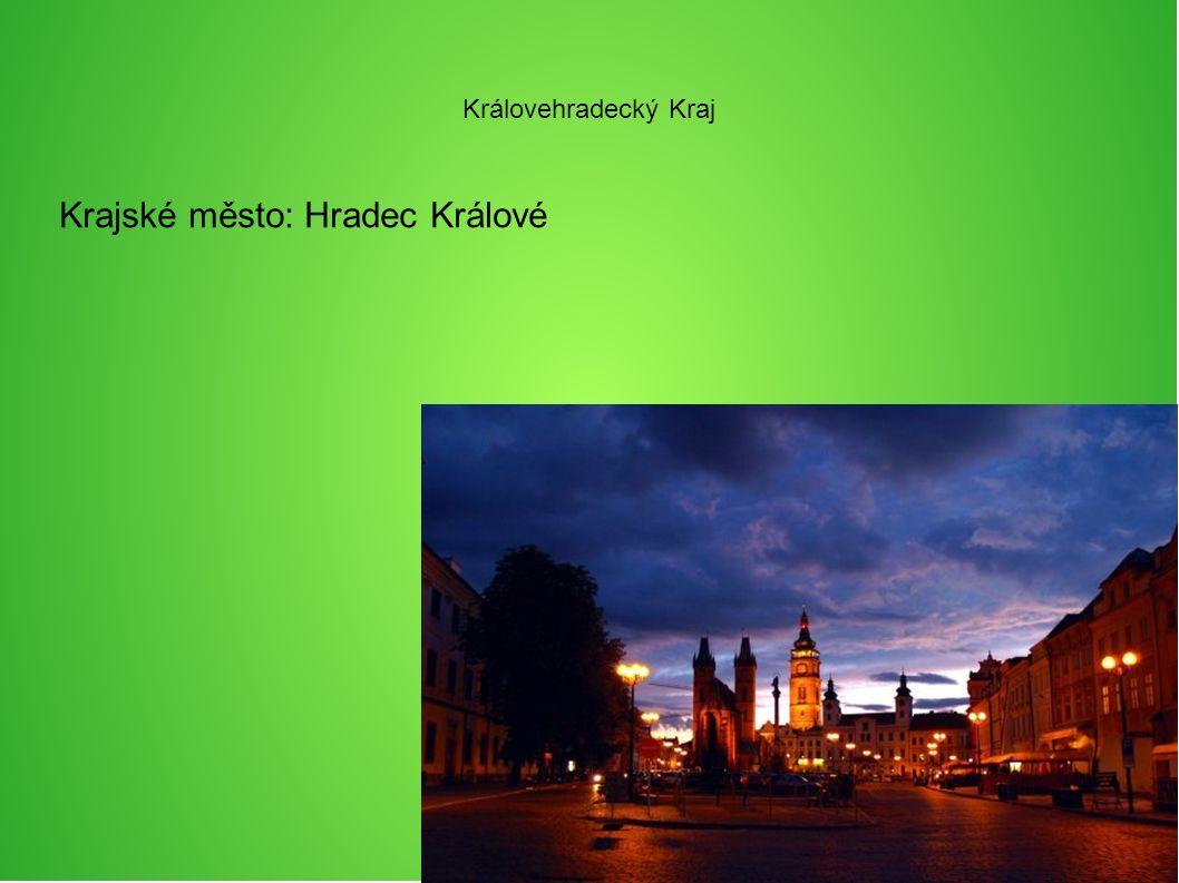 Povrch - Česká tabule - Krkonoše - Orlické hory - Broumovská vrchovina Vodstvo- Labe – Orlice