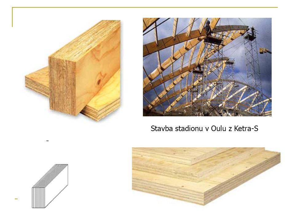 Stavba stadionu v Oulu z Ketra-S