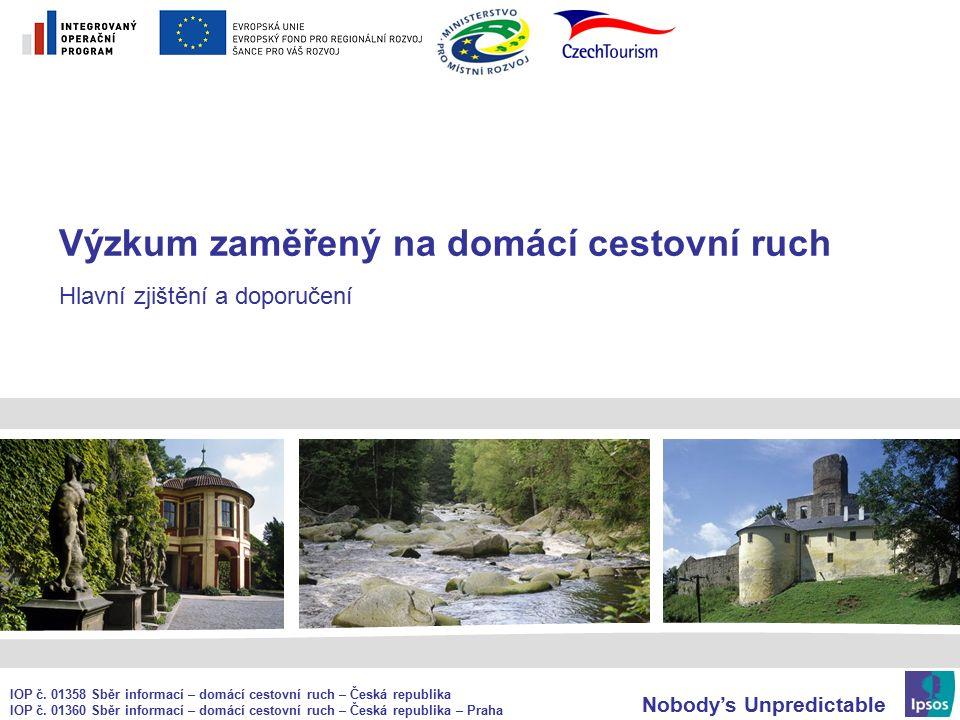 65 Léto 2011 Nejméně přátelsky vůči návštěvníkům jsou vnímáni obyvatelé Prahy a Středních Čech.