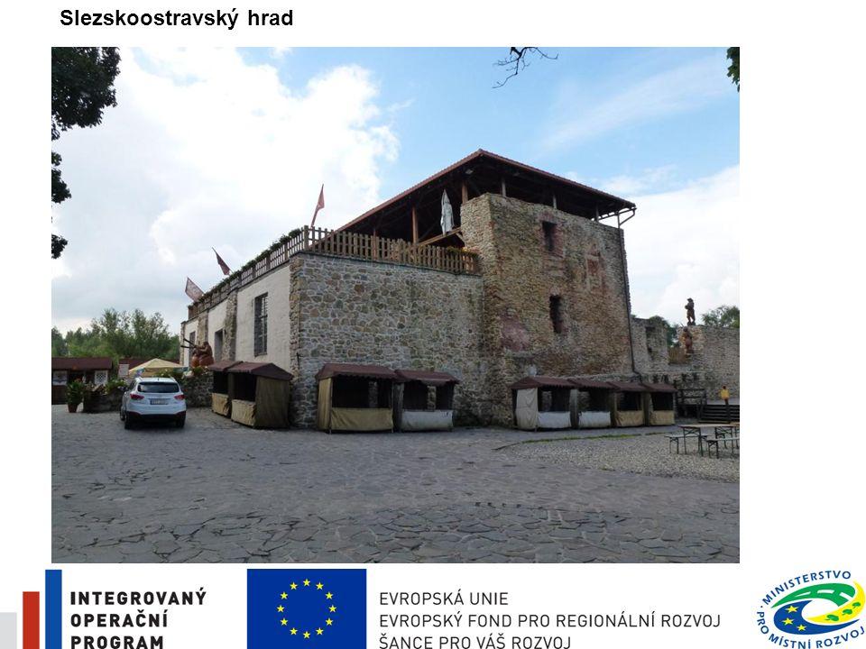 36 Slezskoostravský hrad