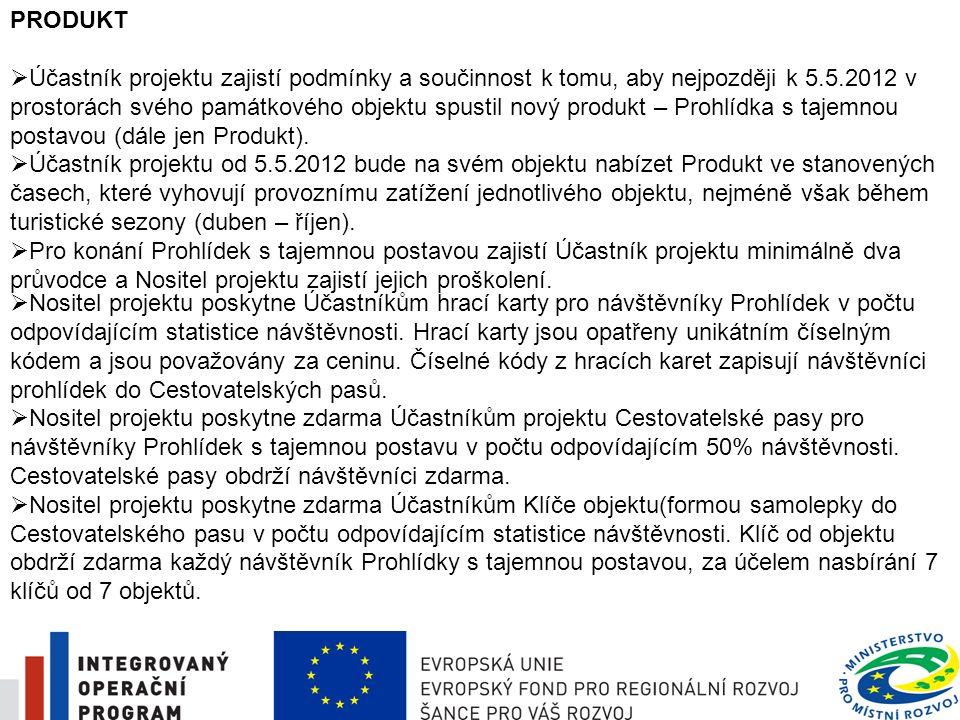 5 Projekt naplňuje následující aktivity - priority:  Zvyšování účinnosti propagace ČR (cílené zaměření propagace na vybrané destinace, cílené zaměření propagace na vybrané druhy cestovního ruchu, zaměření propagace na vybrané cílové skupiny turistů).