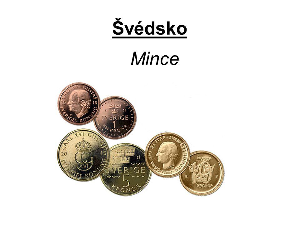 Švédsko Mince