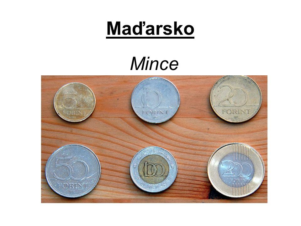 Maďarsko Mince