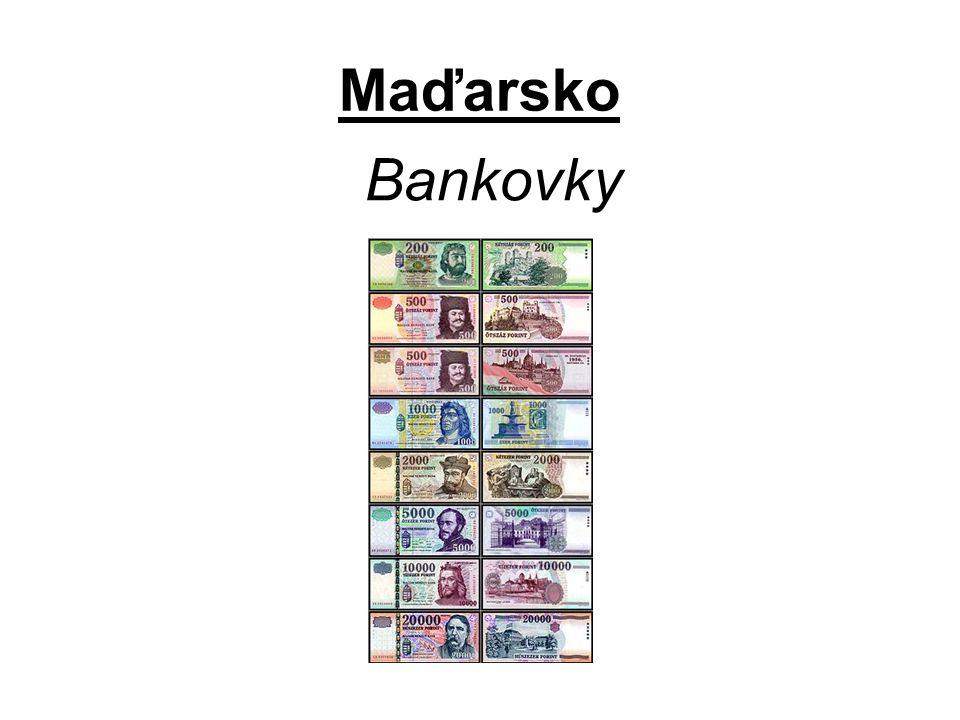 Maďarsko Bankovky