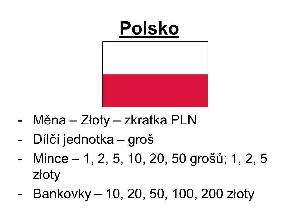 Polsko Mince