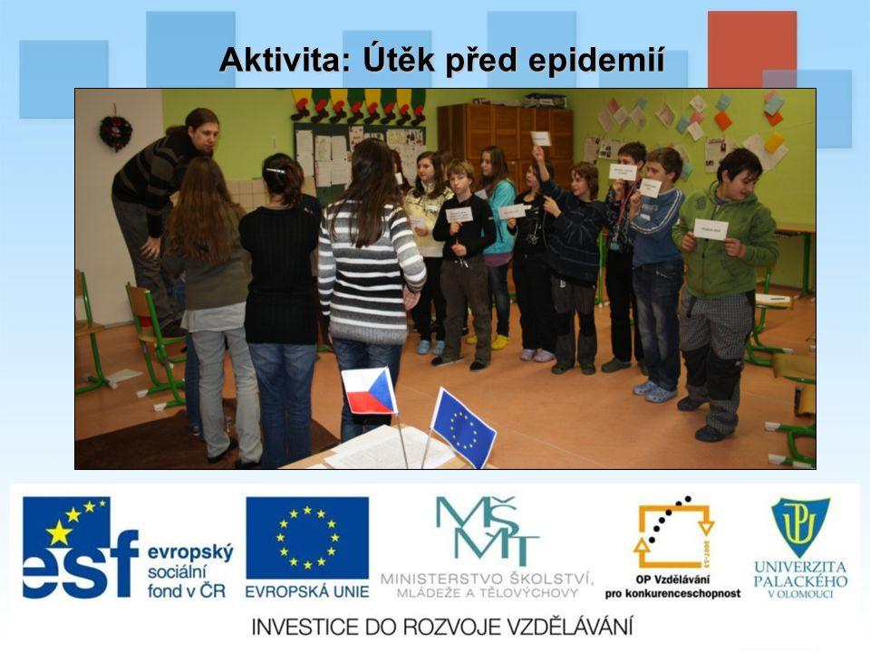 Aktivita: Útěk před epidemií