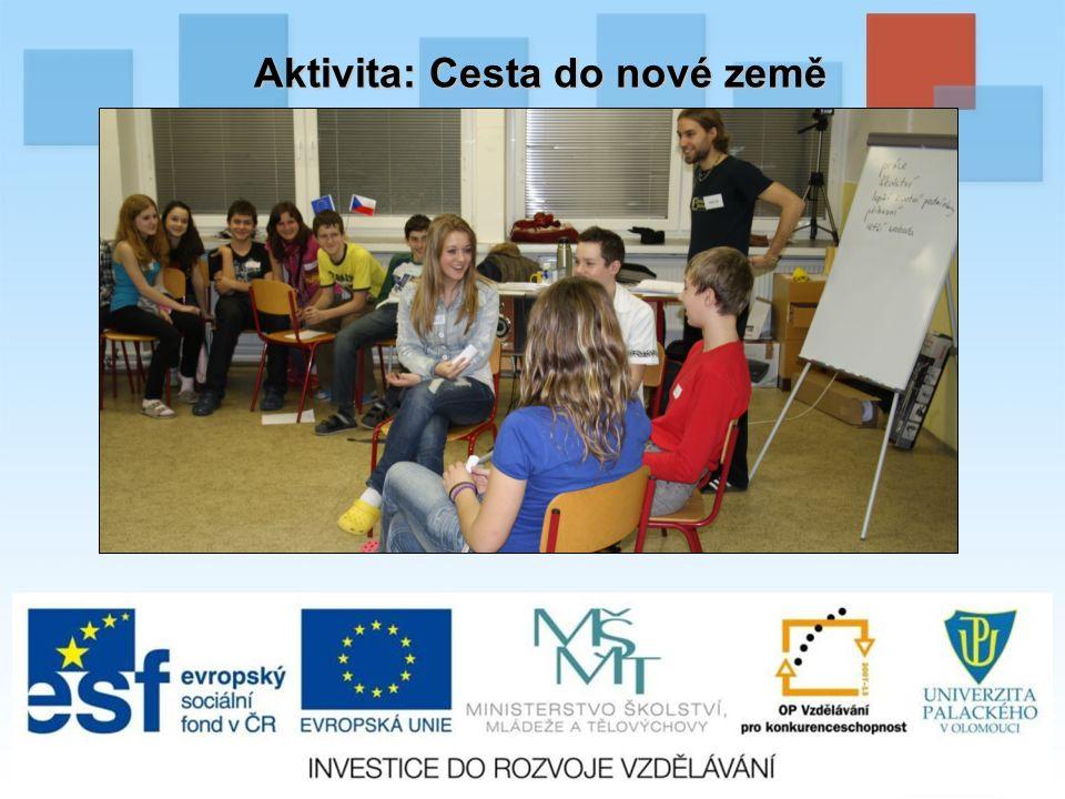 Aktivita: Cesta do nové země