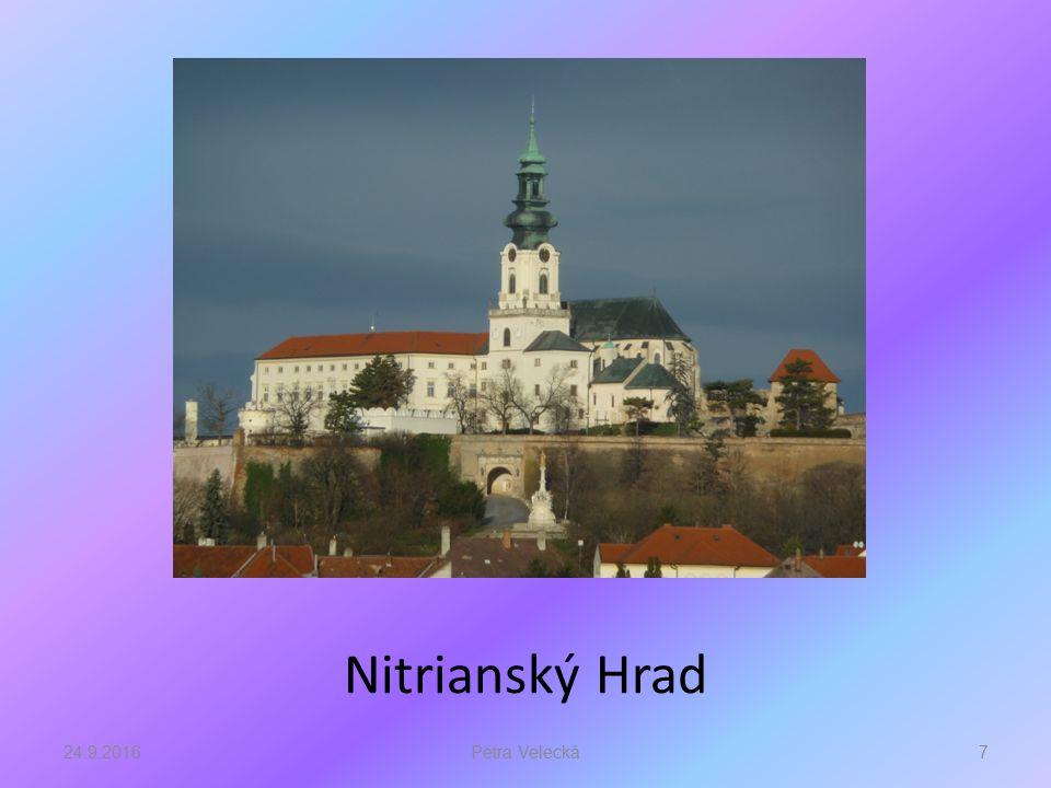 Nitrianský Hrad 24.9.20167Petra Velecká