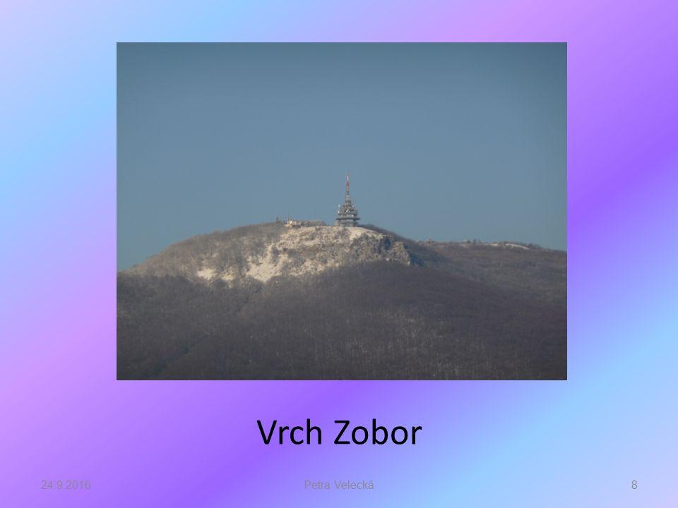 Vrch Zobor 24.9.20168Petra Velecká