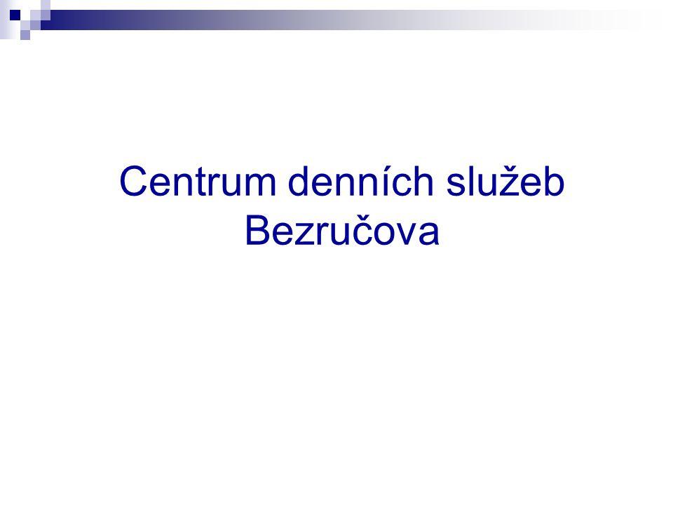 Centrum denních služeb Bezručova