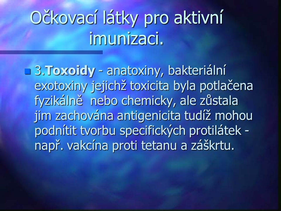 Reakce,komplikace a kontraindikace antirabické p.